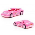 """""""Торнадо"""" автомобиль гоночный (розовый) 78582"""