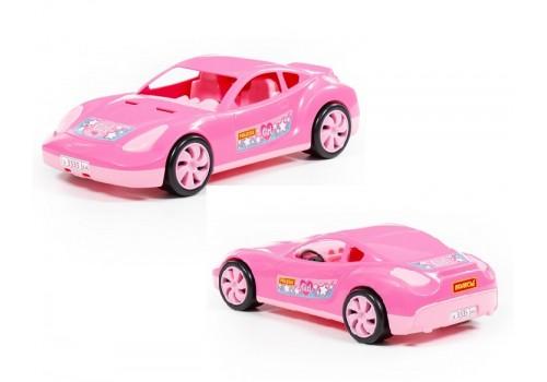 Торнадо автомобиль гоночный розовый
