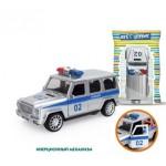 """Машинка инерционная """"Полиция"""", 25 см 200030603"""
