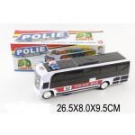 Автобус Полиция 5D на батарейках свет+звук 368B-1 в коробке