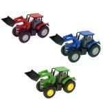 Трактор металл Фермер малый 955-81/82