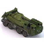 """Военный тягач """"Щит"""" с танком 258"""
