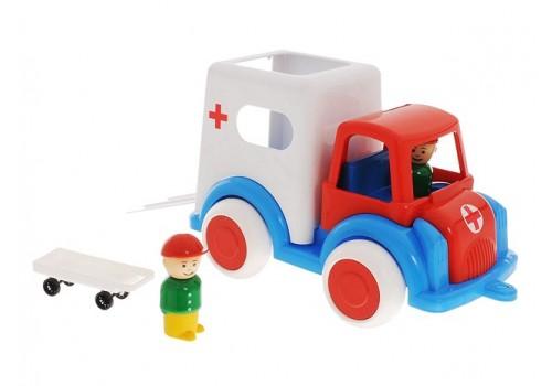 Автомобиль Детский сад Скорая помощь С-61-Ф