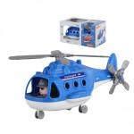 """Вертолет полиция """"Альфа"""" в коробке 22950"""