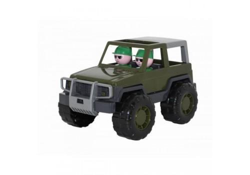 Автомобиль джип военный Вояж 47021