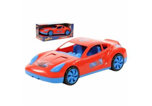 """Автомобиль Marvel """"Мстители Человек паук"""" в коробке 71224"""