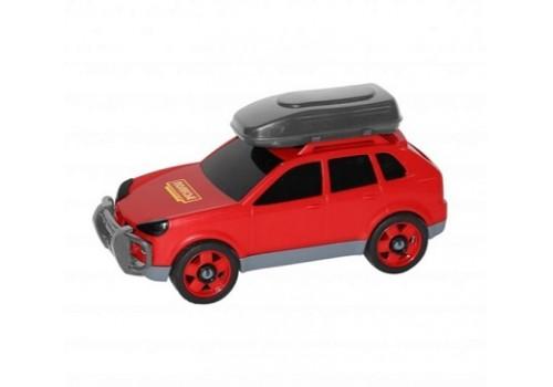 Детская пластмассовая машина Автомобиль легковой в сеточке 53671 Полесье