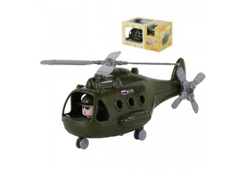 Вертолет военный Альфа 68729