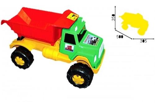 Автомобиль игрушкаИНТЕР-Н Цветной