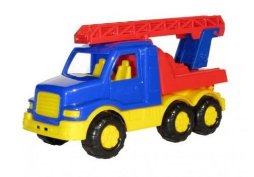 Автомобиль-пожарная спецмашина Максик 35172