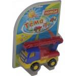 Автомобиль-пожарная спецмашина Тёма в блистере №2 4908