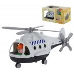 Вертолёт грузовой Альфа в коробке 68828
