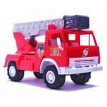 Пластмассовая Пожарная машина 207