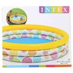 Бассейн надувной Джунгли INTEX 147 х 33 см от 2-х лет
