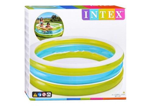 Бассейн надувной  Intex 57489 203х51см