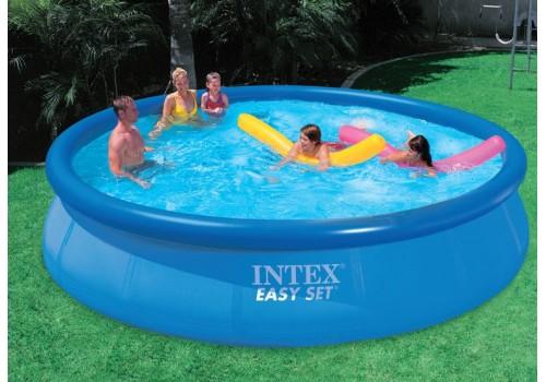 Бассейн надувной INTEX 56410 457х91 см