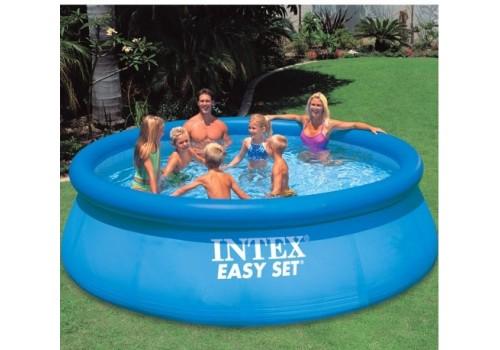 Бассейн надувной INTEX 56930 с видеоинструкцией 366х91 см