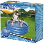Бассейн Bestway Металлик 51042