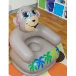 Кресло надувное детское Intex в ассортименте 68556