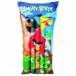 Матрас надувной Anqry Birds 96104