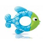 Круг надувной Рыбки Intex 77х76см 59222