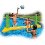 Волейбольная надувная сетка Intex 239х64х91 56508