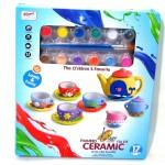 Набор для творчества Посудка керамическая для раскрашивания 555