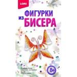 Набор для творчества плетение бисером Любимица цветов Бис-024