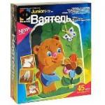 """Ваятель """"Мишка с цветком и бабочкой"""" 707002"""