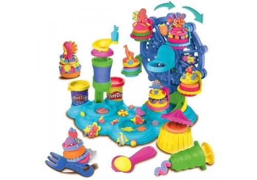 Набор Play-Doh карусель пирожных RM-1178