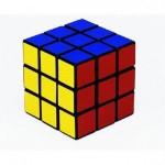 Кубик Рубика глянцевый большой 6,5 х 6,5 см