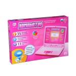 Обучающий компьютер с цветным экраном Joy Toy 7161 рус.-англ. 35 программ 11 игр