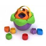 Логическая игрушка Ведро Цветочек 790