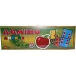 Домино детское в коробке Т0809