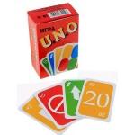 Карточная игра УНО сувенирные