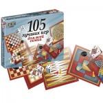 Настольная игра 105 лучших игр 00197