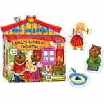 Магнитный театр Три медведя. VT3206-10