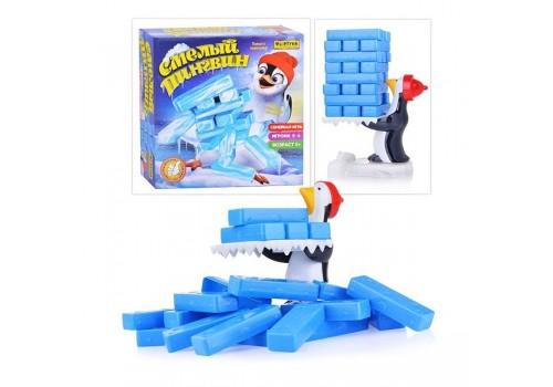 Игра семейная смелый пингвин Фортуна 79327