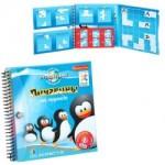 Магнитная игра Пингвины на параде BondibonSGT260