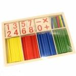 Деревянный Счетный материал 141-620А