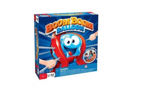 Настольная игра Boom-Boom Balloon Шалун-Балун Весёлый Шар
