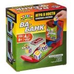 Ва-Банк настольная семейная игра в кости 93360