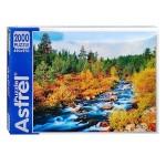 Пазлы 2000А Горная река 10860