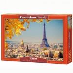 Пазл 1000 элементов Осень в Париже С-103089