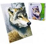 Пазл 3D Волк 2001С