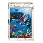 Пазл 360 элементов Подводный мир 73061