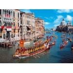 Пазлы 1000 Парад в Венеции 1005