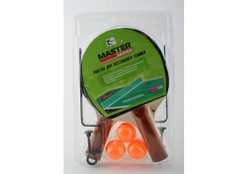 Набор для Пинг-понга 2 ракетки, 3 шар, сетка BD058 SH008+W