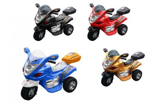 Мотоцикл Аккумуляторный  красный А250-Н01165