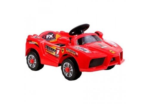 Детский электромобиль аккумуляторный с пультом управления JE009FR